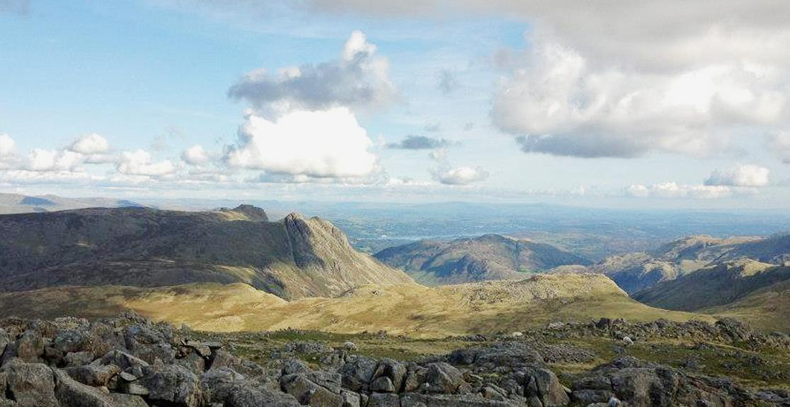 24 Peaks in 24 Hours Charity Trek in the Lake District in the UK