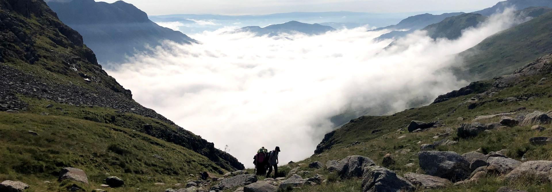 Lake District 5 Peaks Challenge