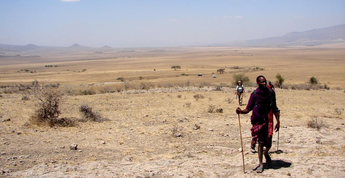 Trek with the Maasai Mara in Tanzania