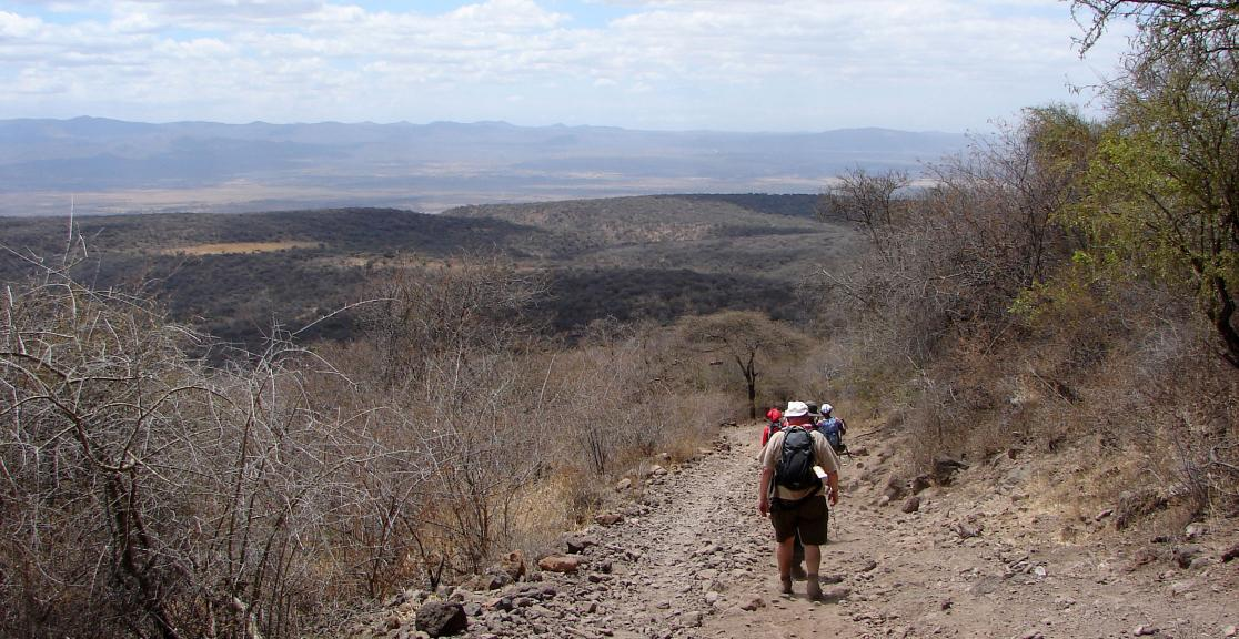 Trek with the Maasai in Tanzania