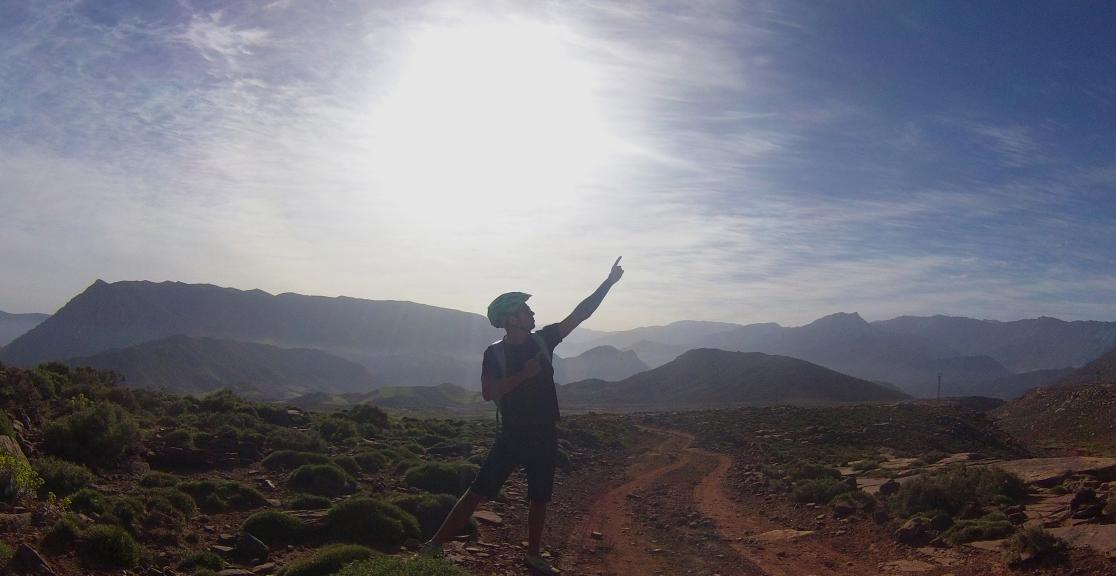 Atlas Mountain Charity Bike Ride in Morocco