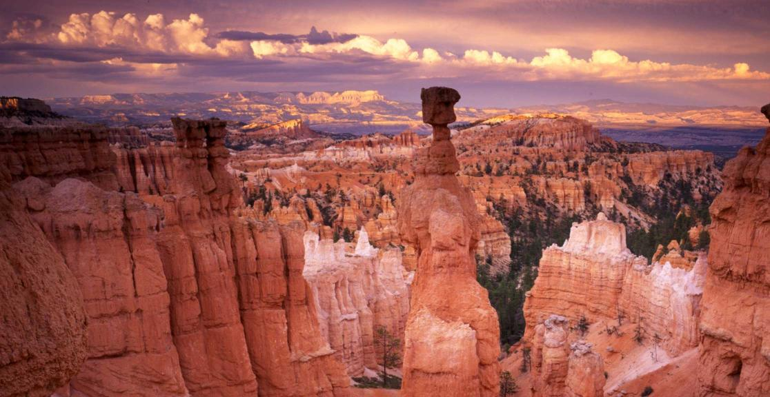 Beyond the Grand Canyon - Bryce Canyon