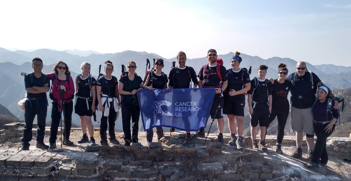 Great Wall China CRUK