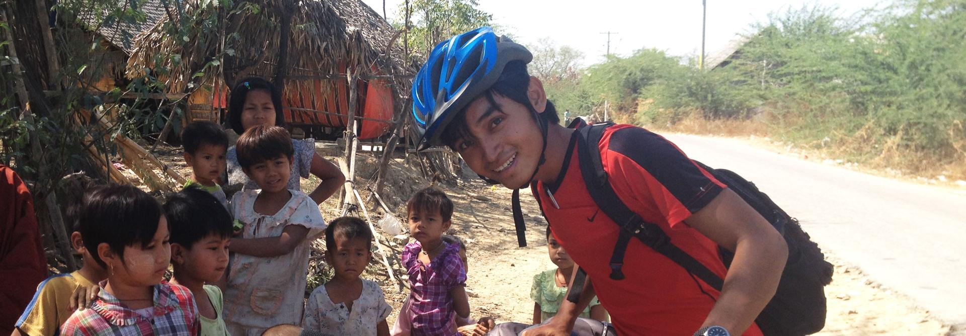 Charity Bike Ride to Burma
