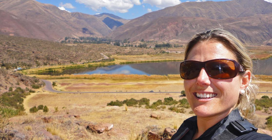Charity Trek to Machu Picchu in Peru through the Lares Valley