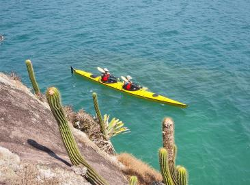 Charity Trek and Kayak in Brazi