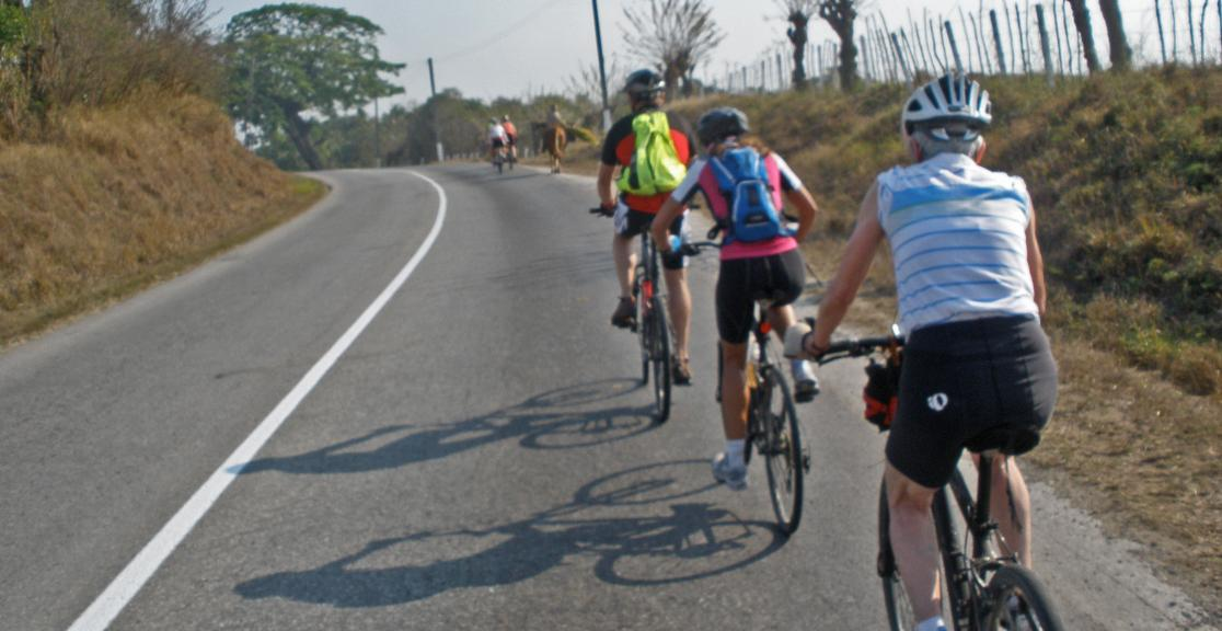 Charity Cycle in Cuba