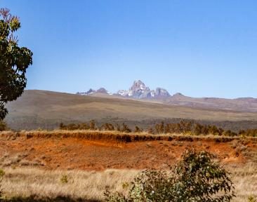 Cycle Kenya Mt Kenya Highlight
