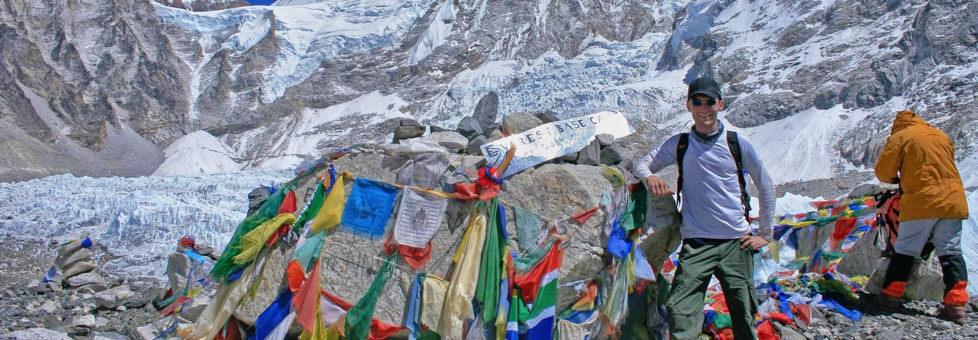 Everest Base Camp Charity Trek