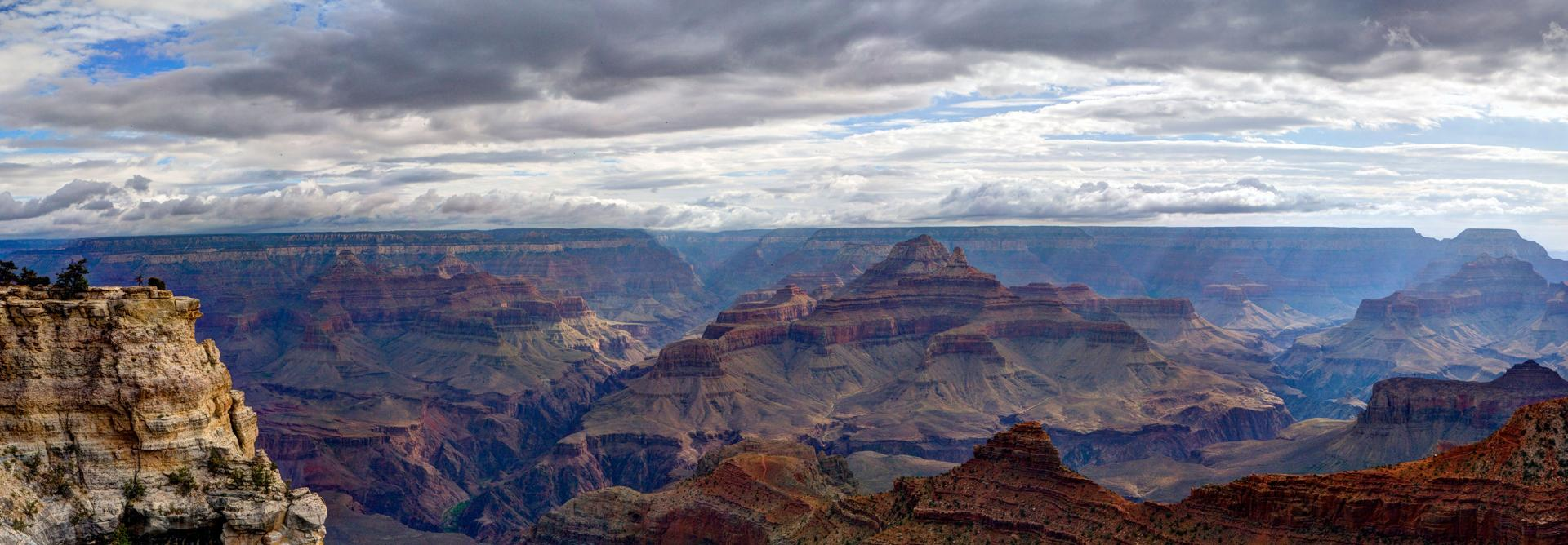 Beyond the Grand Canyon