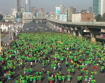 Great Ethiopian Charity Run