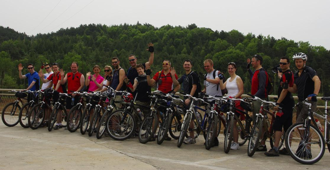 Great Wall of China Charity Bike Ride