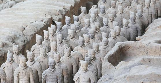 Great Wall of China Charity Trek and the Terracotta Warriors Extension
