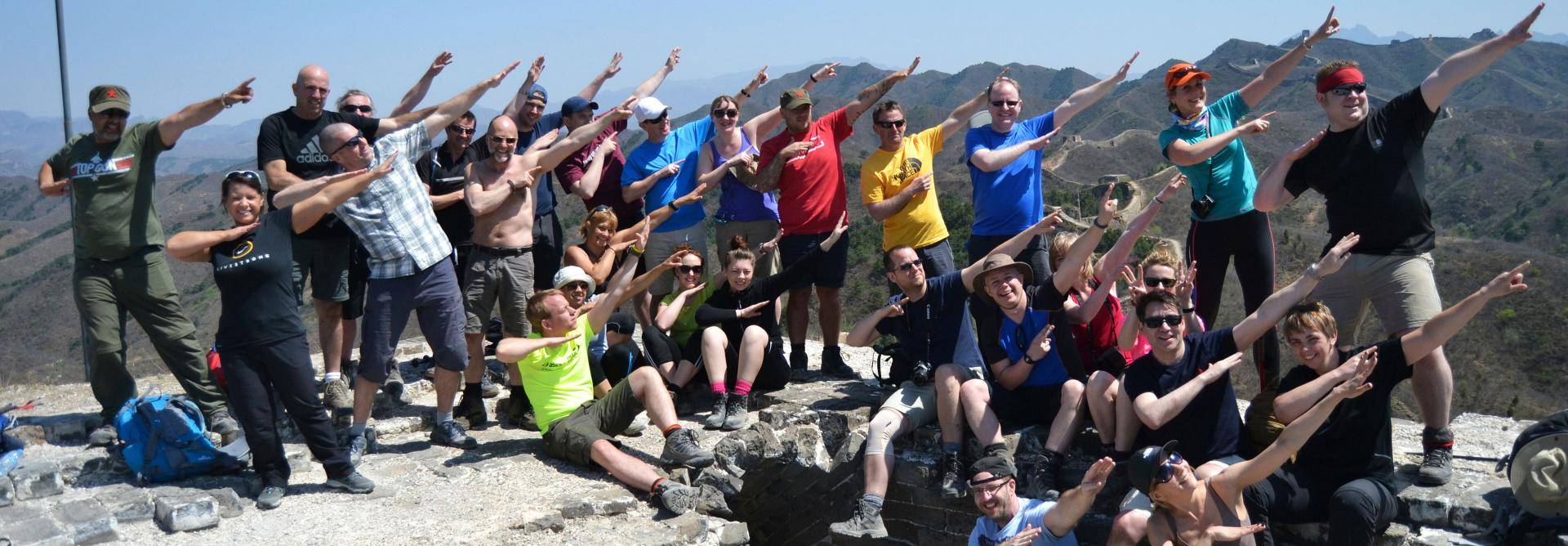 Great Wall of China Charity Trek