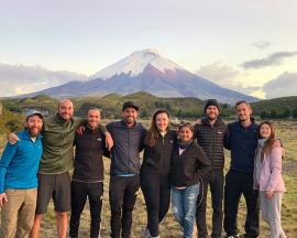 Andean Volcano Challenge - A trek for Mental Health