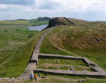 Hadrian's Wall UK Trail challenge