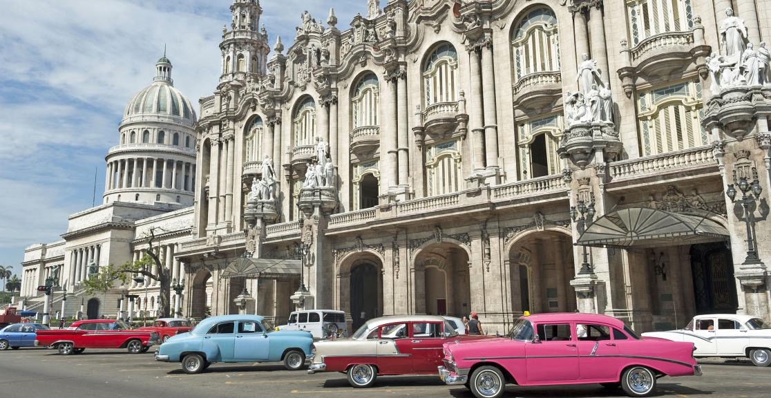 Charity Trek and Bike Ride in Cuba. Havana City Extension