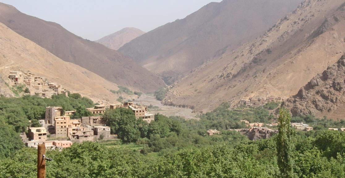High Atlas Charity Mountain Trek in Morocco