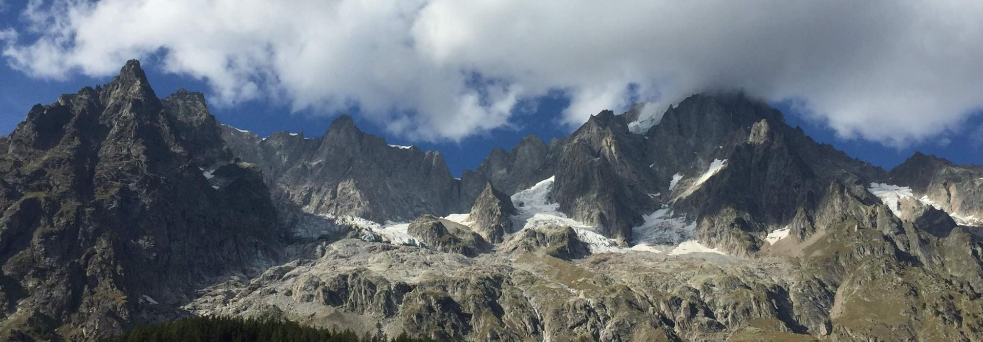 Highlights Tour de Mont Blanc