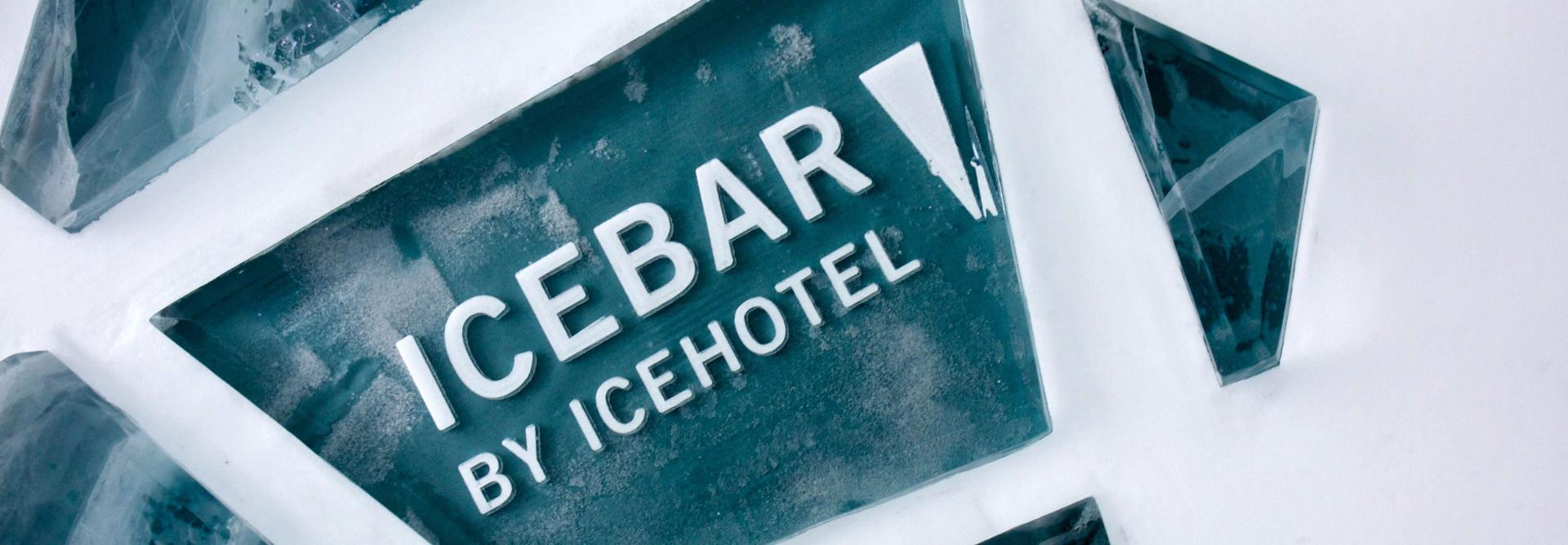 Ice Bar Hotel  - Dog Sledding Charity Challenge in Sweden