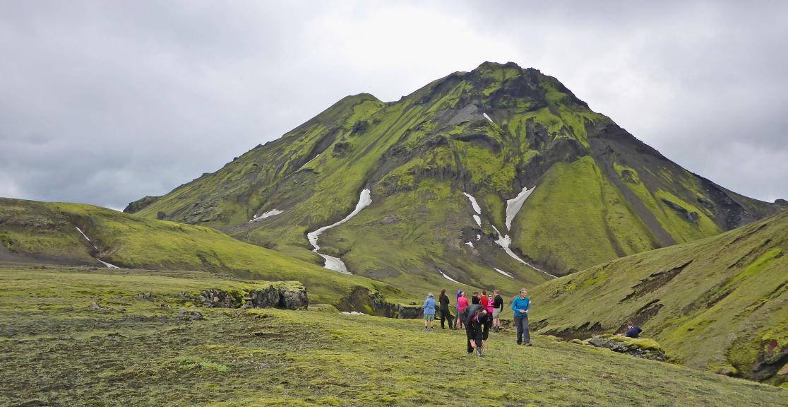 Charity Trek in Iceland