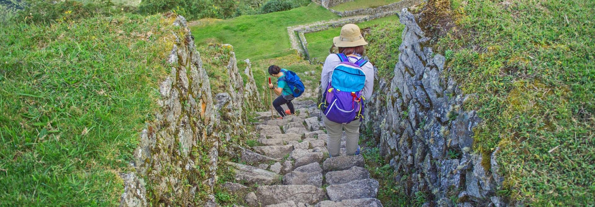 Inca Trail charity Trek in Peru to Machu Picchu