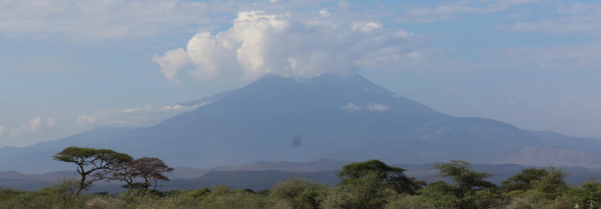 Kili bike - mountain
