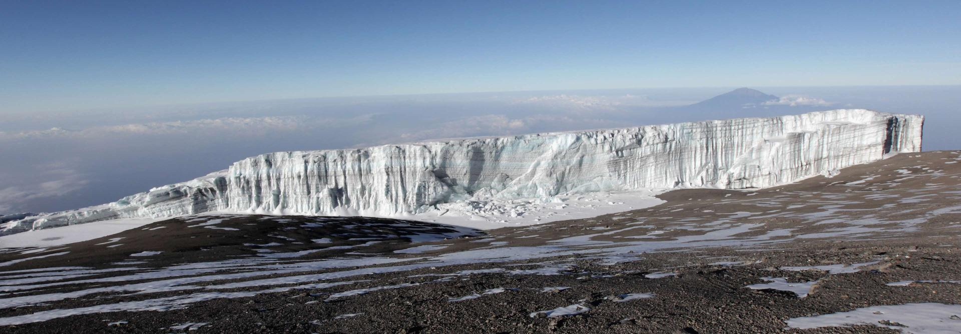 Kilimanjaro North Face Route