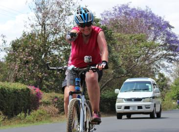 Kilimanjaro to Ngorongoro Crater Charity Bike in Tanzania