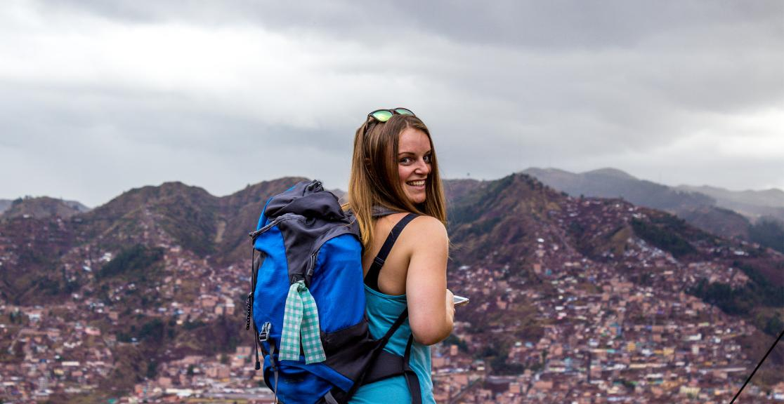 Charity Trek to Machu Picchu in Peru