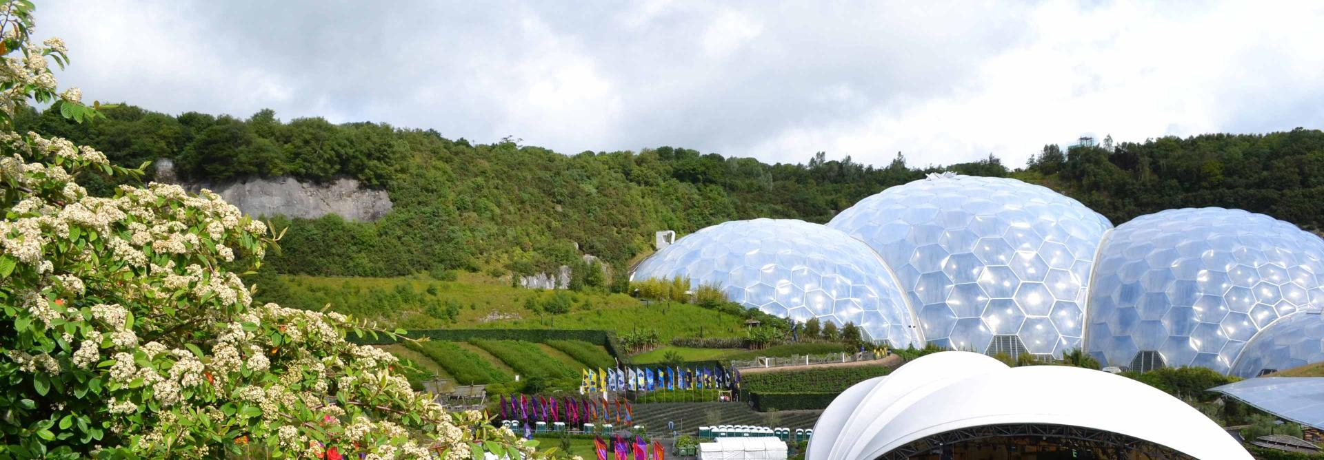Mind Hike Eden Project
