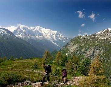 Mont Blanc highlight