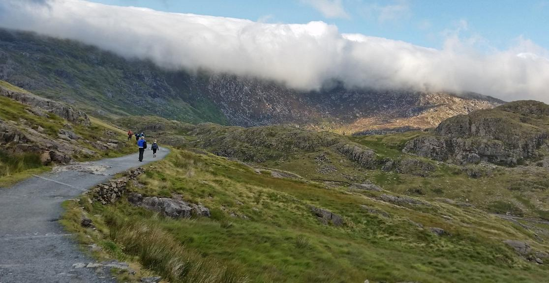 National Three Peaks Charity Trek
