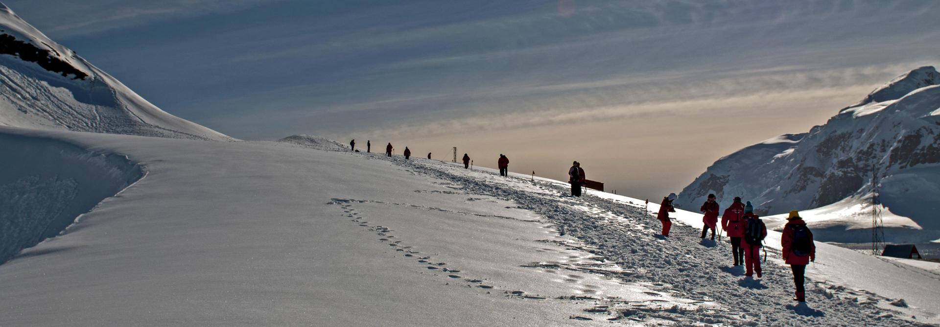 North Pole Charity Trek