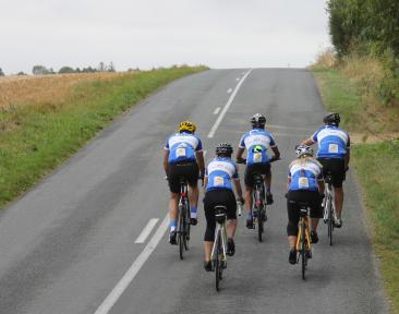 Paris to Brussels challenge highlight