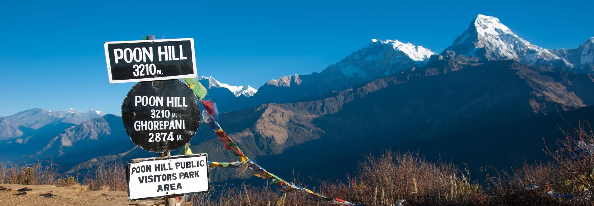 Poon Hill Himalayan Charity Trek