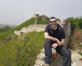 Simon Albert Great Wall of China