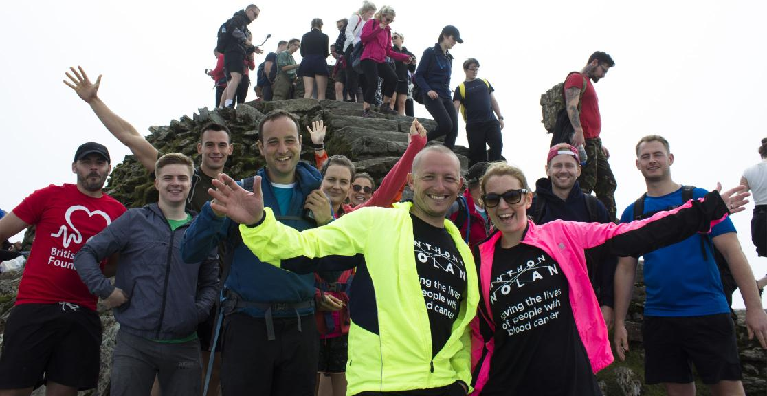 Snowdon Triple Summit