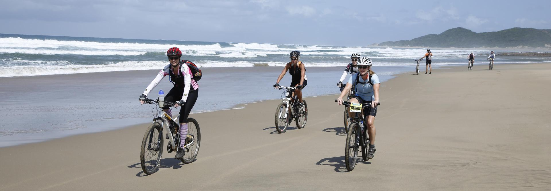 Cycle South Africa's Wild Coast