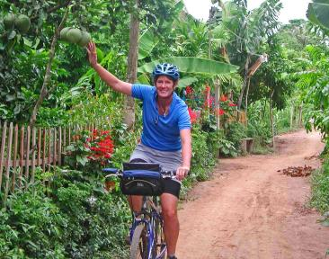 Charity Cycle in Vietnam