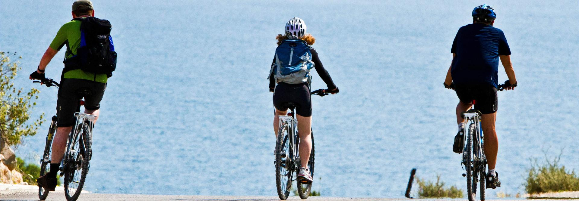 Cycling the Albanian Riviera