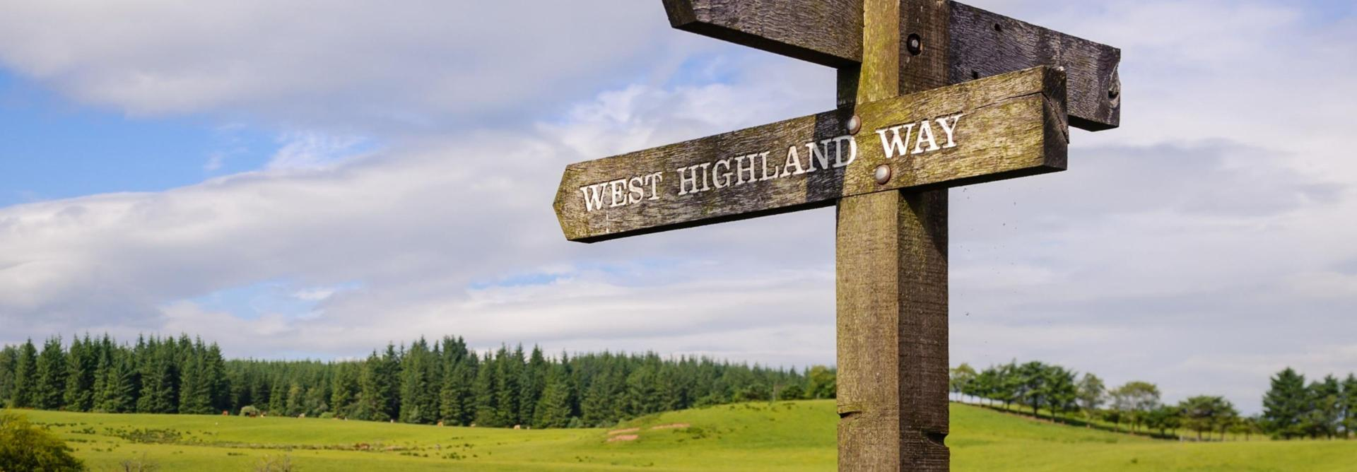 West Highland Way Challenge