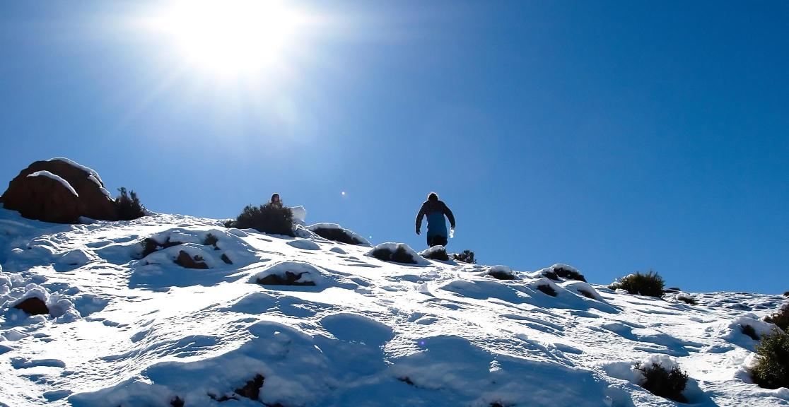Winter Toubkal Charity Trek in Morocco