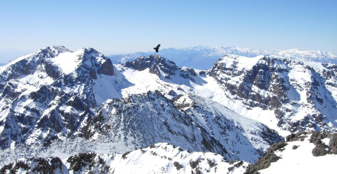 Winter Toubkal Trek Mountain Trek Challenge To Morocco